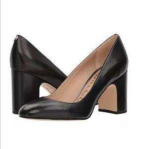 Sam Edelman Black Junie Shoe Sz 8